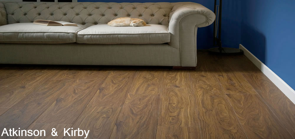 Milton Keynes Flooring - Atkinson Kirby Antique Oak Wood Flooring