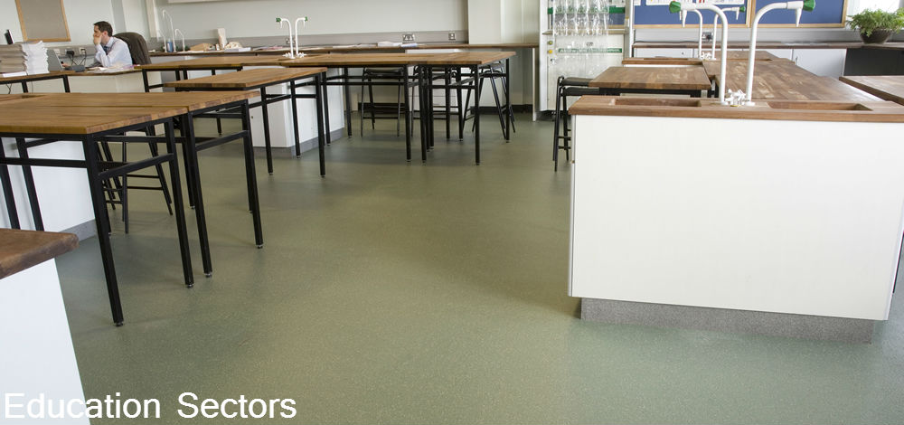 Milton Keynes Flooring - Educational Flooring