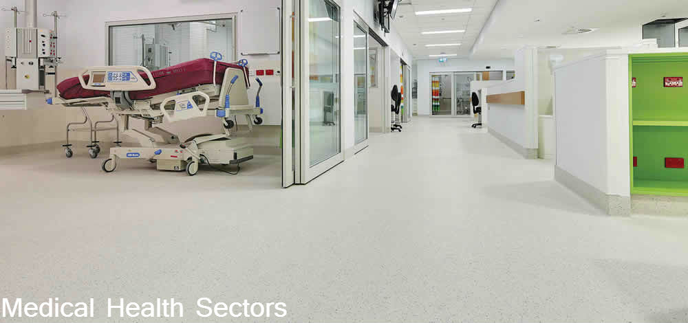 Milton Keynes Flooring - Medical Flooring