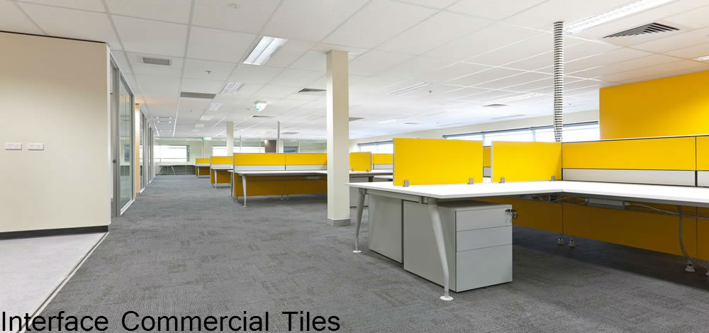 Milton Keynes Flooring - Interface Floor Tiles