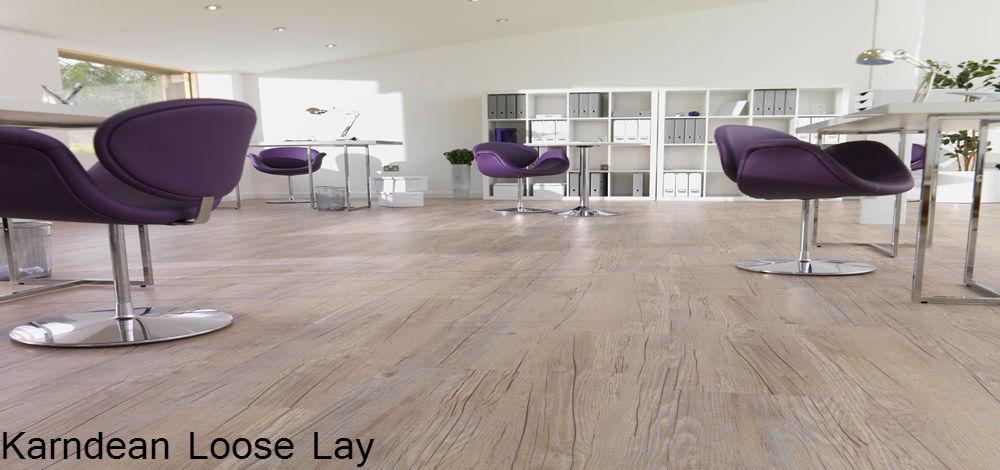 Milton Keynes Flooring - Karndean Loose Lay