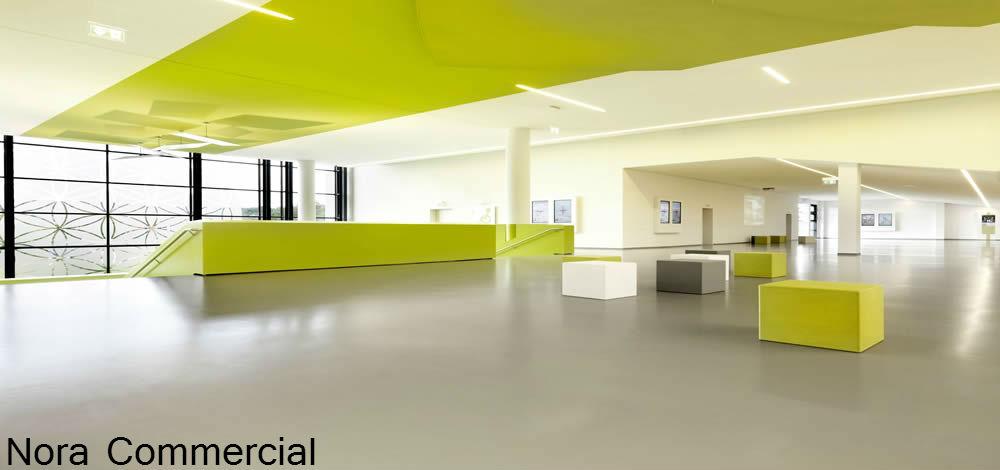 Milton Keynes Flooring - Nora Rubber Flooring