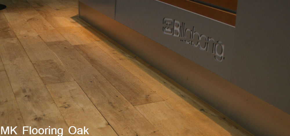 MK Flooring solid oak installation Billabong