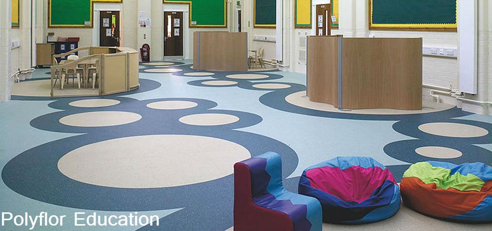 Milton Keynes Flooring - Poly Flooring