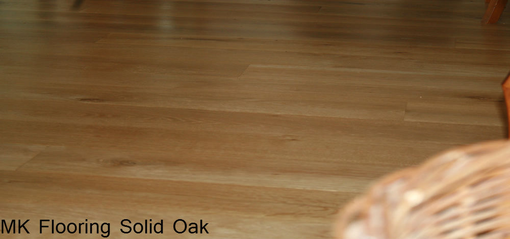 MK Flooring Solid oak flooring