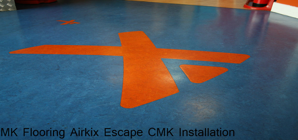 Milton Keynes Flooring Airkix Commercial Installation