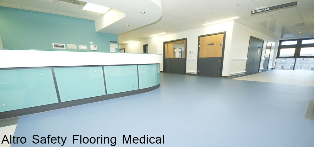 Milton Keynes Flooring Altro Medical Applications