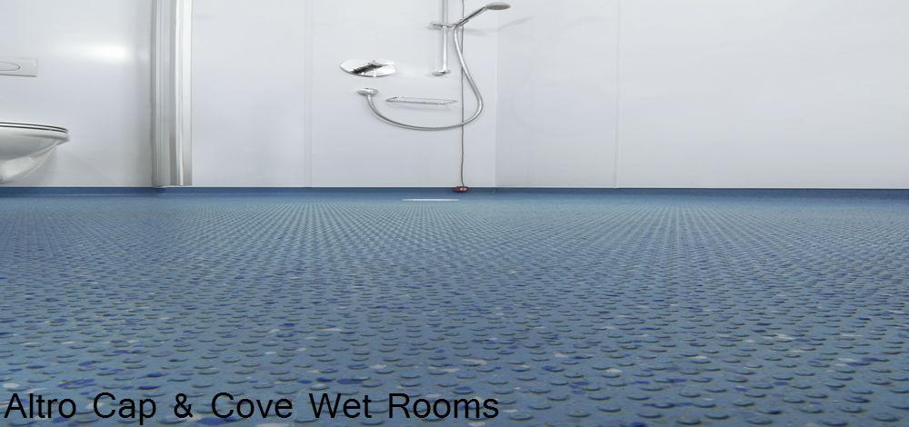 Milton Keynes Flooring Altro Wet-Room Application