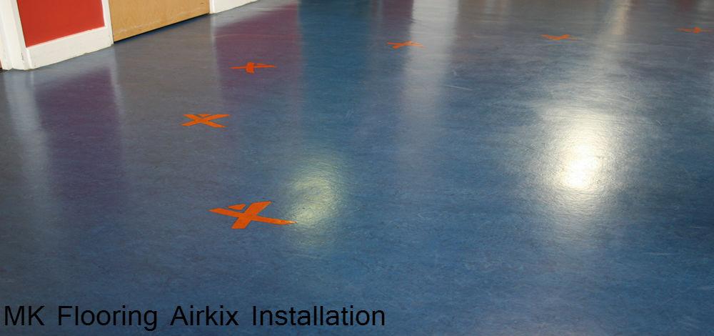 Milton Keynes Flooring Commercial Installation