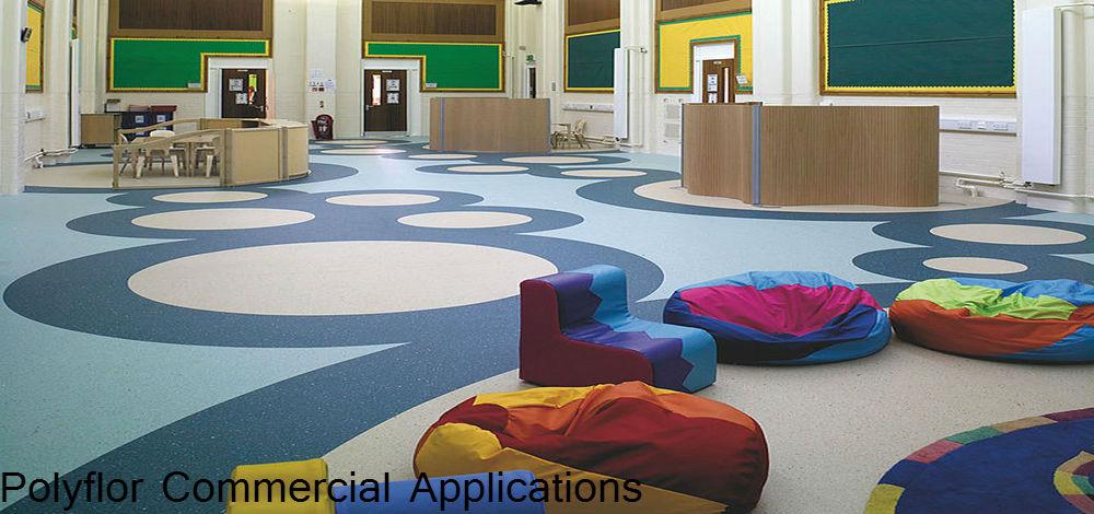 Milton Keynes Flooring Polyflor Education