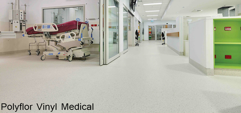 Milton Keynes Flooring Polyflor Medical