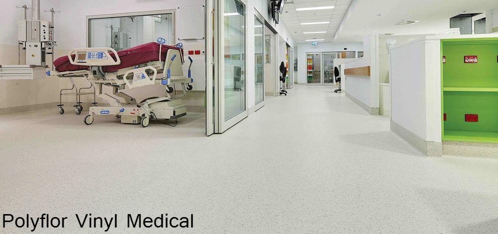 Milton Keynes Flooring Polyflor Medical