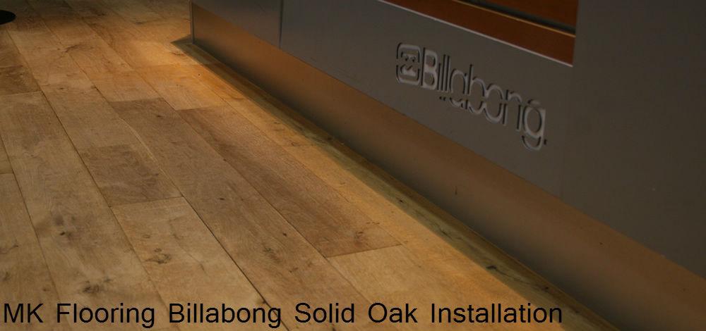 Milton Keynes Flooring Solid Oak