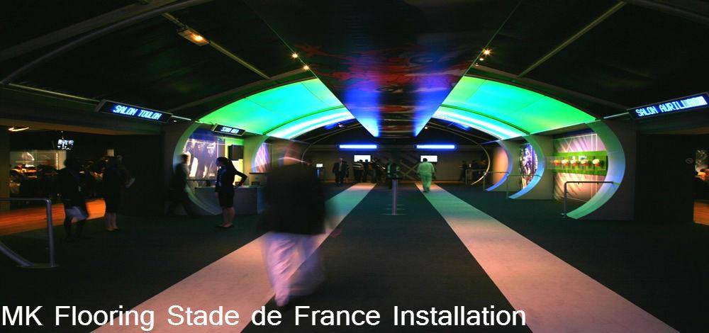 Milton Keynes Flooring Stade De France