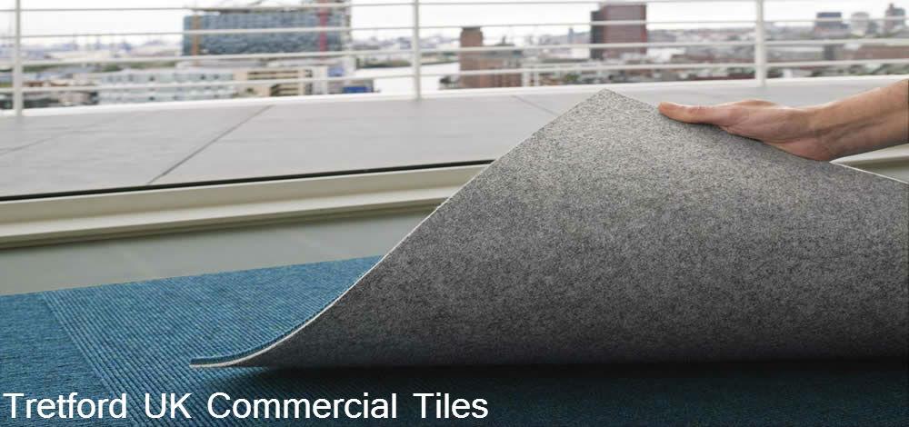 Milton Keynes Flooring Tretford Carpet Tiles
