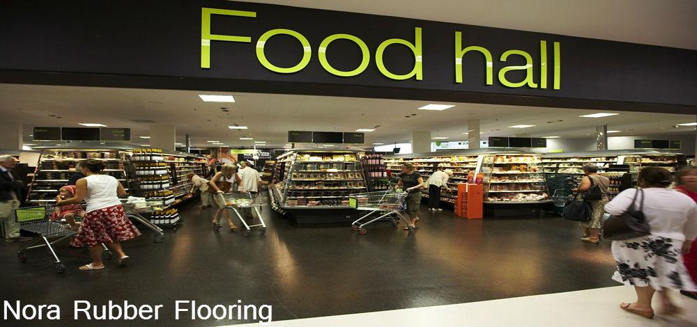 Milton Keynes Nora Flooring Commercial